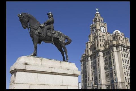 Since its completion in 1911, the 90m tall Royal Liver Building has overlooked the River Mersey from its location on the Pier Head.